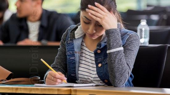 5 medos comuns hora prova enfrenta