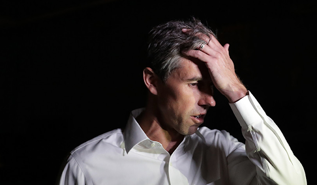 Did Beto Blow It?Texas Republicans believe Ted Cruz was beatable — if only his opponent paid attention to them