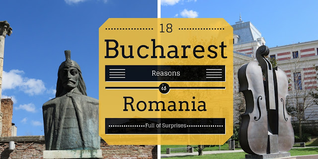 An Unorthodox Easter Weekend: 18 Ways Bucharest is Full of Surprises