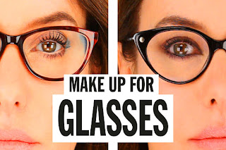 Makeup Tips - Using Makeup While Wearing Glasses