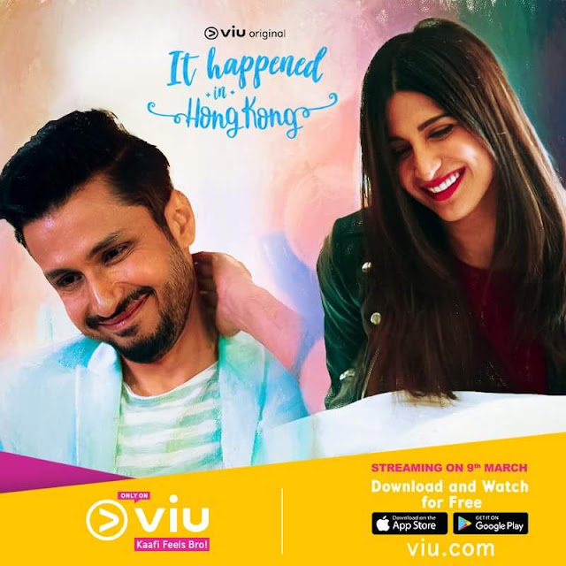 'It Happened in Hong-Kong' Web Series on VIU India Plot Wiki,Cast,Youtube