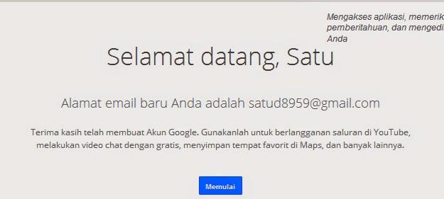 Cara Membuat Akun Google Dan Keuntungan Memilikinya