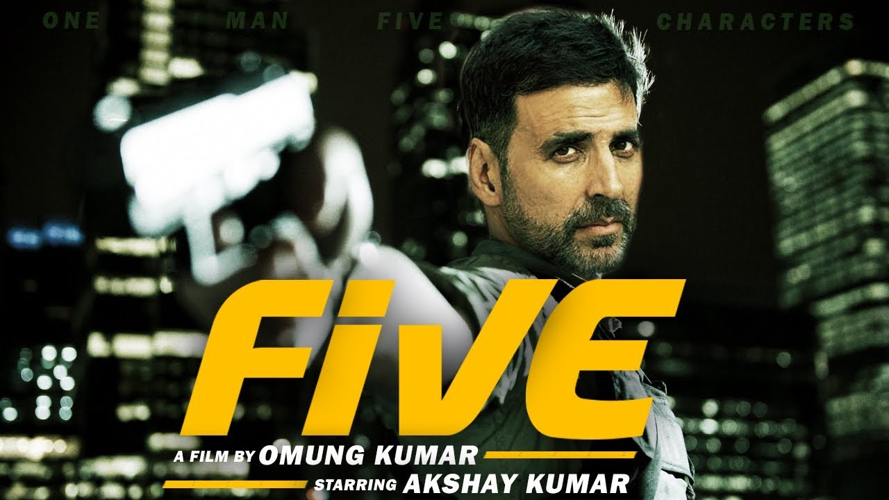 Akshay Kumar's upcoming movie five 2019