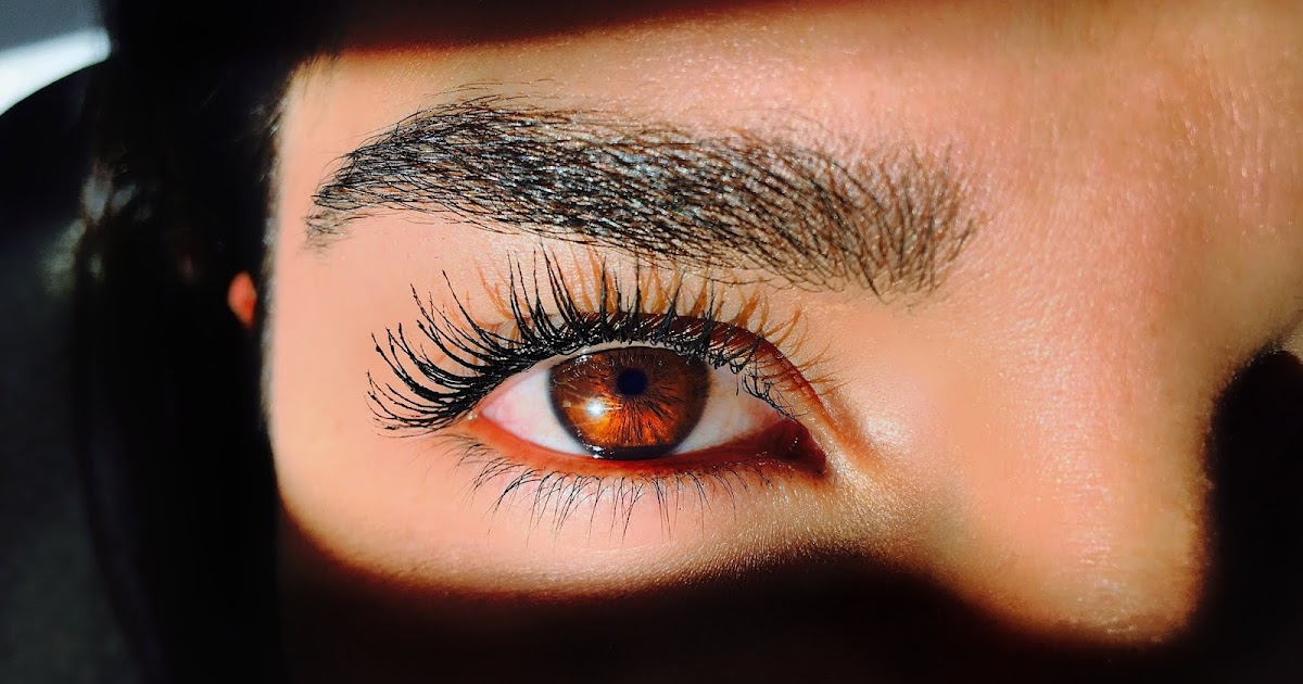 Kohathite: Getting And Growing Beautiful, Heavy Eyebrows ...