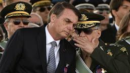Defesa anuncia saída dos comandantes do Exército, Marinha e Aeronáutica