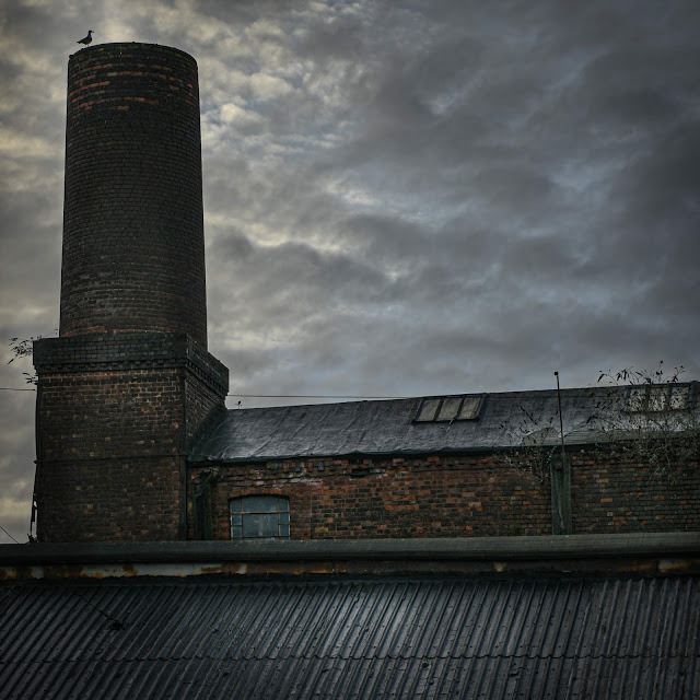 Chimney Photographer Simon Donnelly Digbeth
