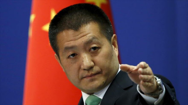 China acusa a EEUU de inventar rumores sobre vínculos Pekín-Huawei