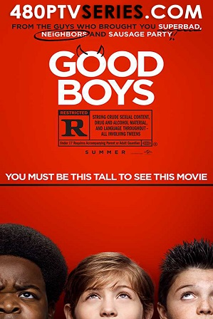Download Good Boys (2019) 900MB Full English Movie Download 720p HDCAM Free Watch Online Full Movie Download Worldfree4u 9xmovies