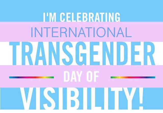 Transgender Day of Visibility March 31