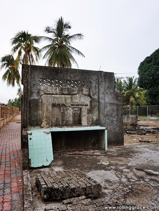 Kota Kuala Muda Tsunami Memorial, Kedah