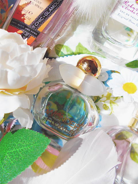Oriflame Wonderflower toaletná vôňa recenzia