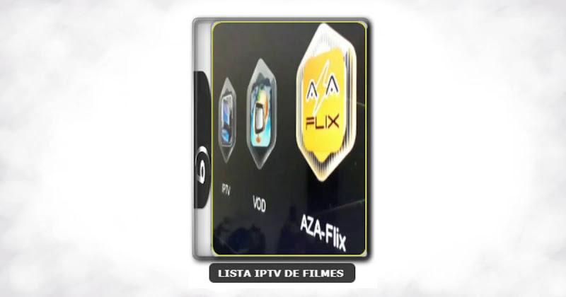 Aplicativo AzaFlix Atualizado com Novos Filmes e Séries
