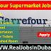 Carrefour Supermarket Jobs In Dubai