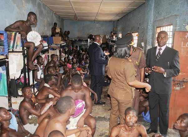 15 inmates escape in Nsukka prison break
