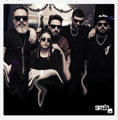 SIAMÉS inicia el 2020 con un show en el Foro Indie Rocks!.
