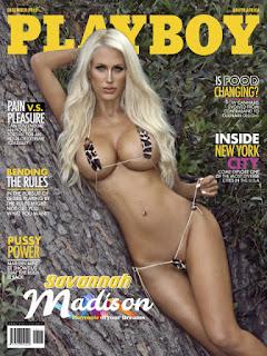 Playboy Sudafrica - Diciembre 2019