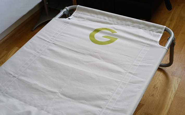 Gtech MYO Touch Massaging Bed