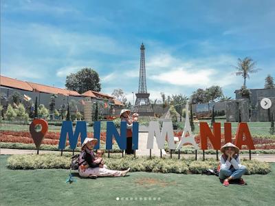 Mini Mania di Cimory On The Valley Semarang