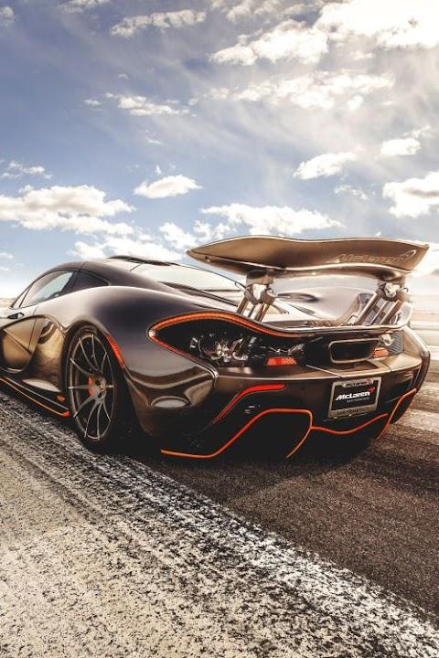 Siêu Xe McLaren P1 GTR