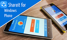 SHAREit For Windows Phone