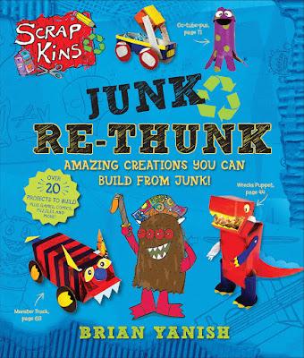 ScrapKins: Junk Re-Thunk book cover