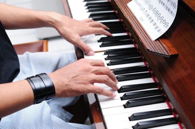 HOC PIANO, ORGAN VÀ GUITAR BÌNH THẠNH HỒ CHÍ MINH
