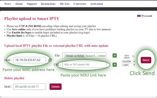 IPTV Playlist m3u-m3u8 Unlimited connections 21 6 2019 - Free IPTV URL