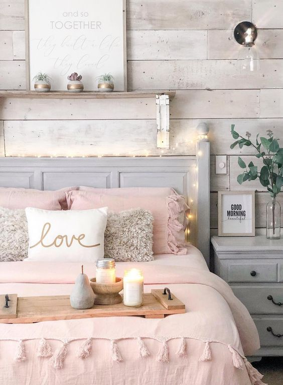 Pink Bedroom Decor Ideas For The Grown Woman Home Decor Pattiserie