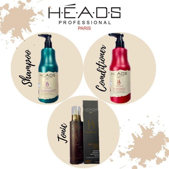 Review Heads Professional Paris
