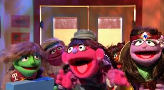 Preschool Musical, Sesame Street Episode 4418 The Princess Story season 44
