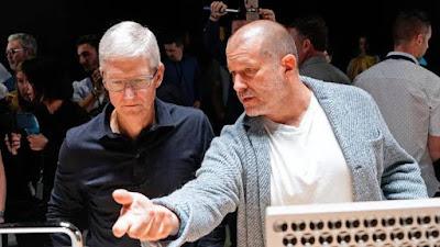 رسميا خروج مصمم Apple Jony Ive و الذي يعتبر احد اهم اعضاء في الشركة