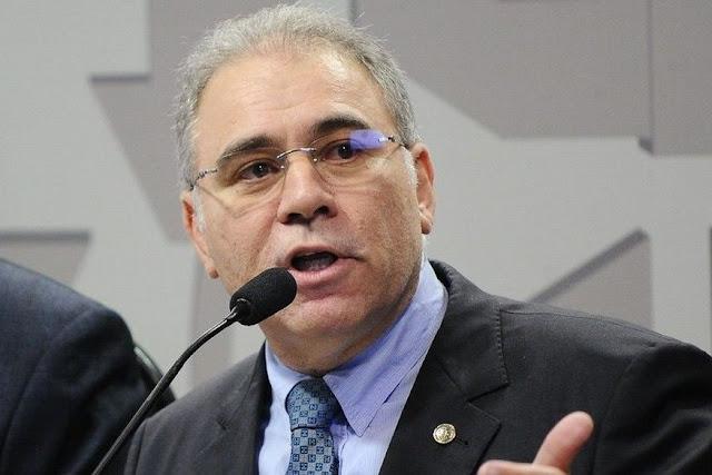 Cardiologista paraibano Marcelo Queiroga se reúne com Pazuello e inicia transição no Ministério da Saúde