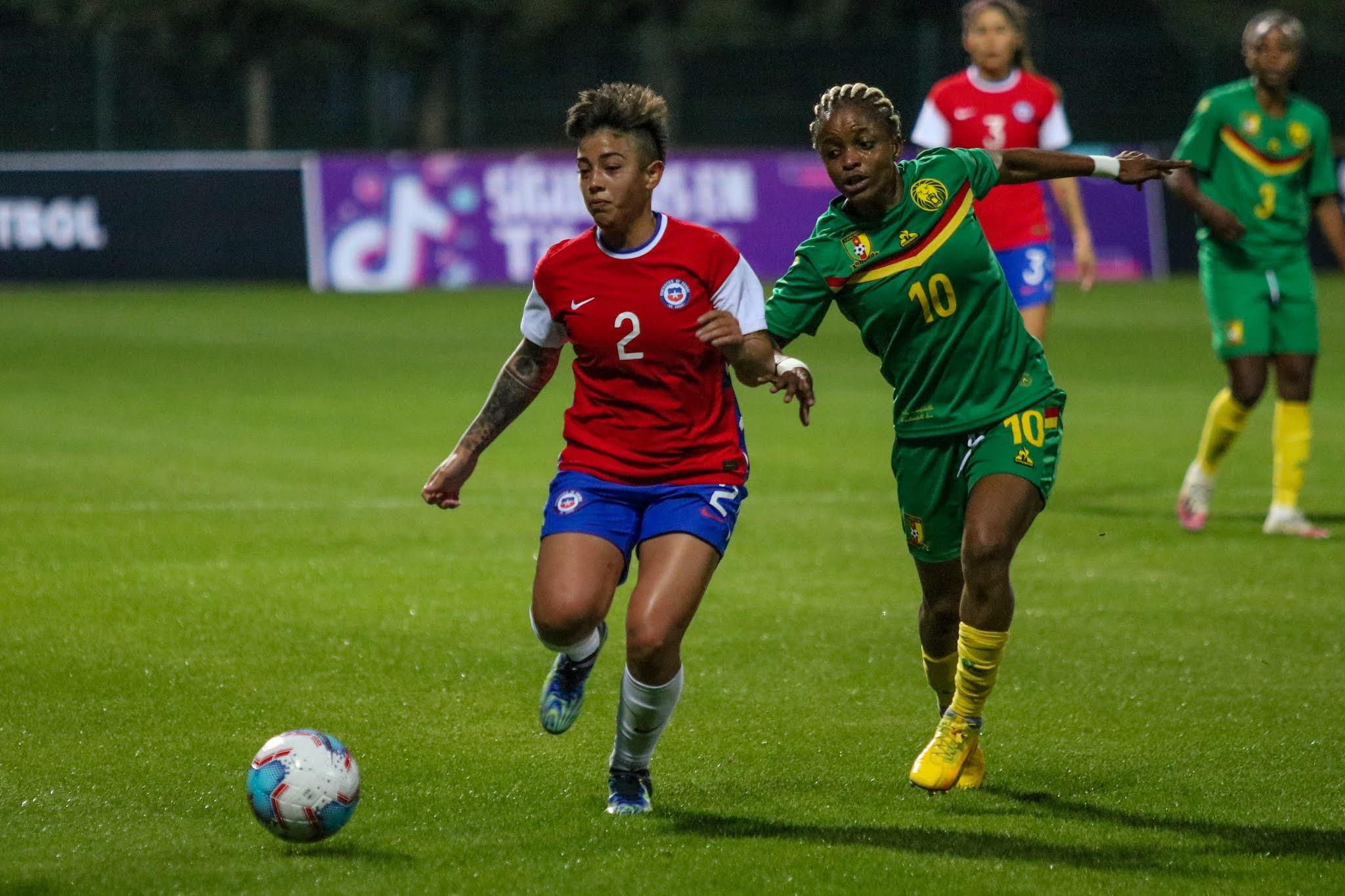 Chile y Camerún en repechaje intercontinental a Juegos Olímpicos de Tokio 2020, 13 de abril de 2021