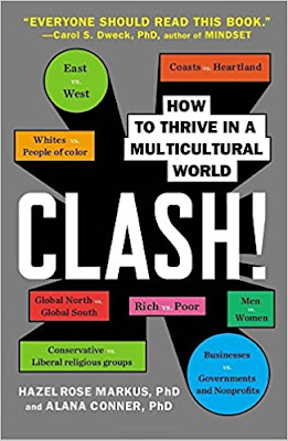 Clash! by Hazel Rose Markus and Alana Conner (Book cover)