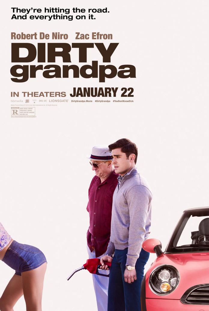 Nonton Film Dirty Grandpa (2016)