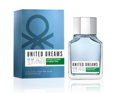 Parfum Pria Benetton United Dreams Go Far