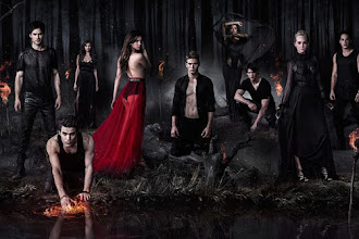 Sessão Netflix | The Vampire Diaries