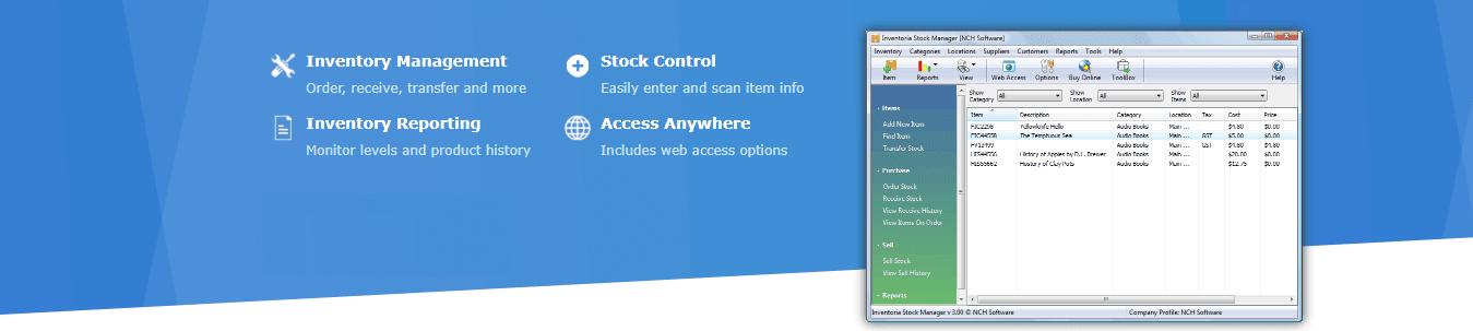 Buy Inventoria Inventory Software Registration Code