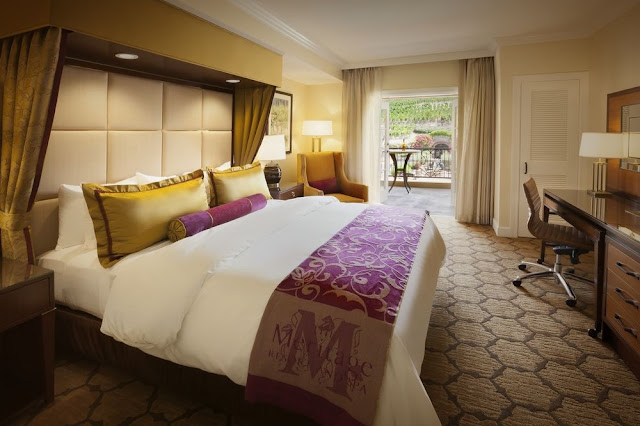 As a premier Napa Valley hotel, The Meritage Resort & Spa features luxury accommodations as well as exciting dining options. Plan your next stay at this hotel and book with us for the best price!
