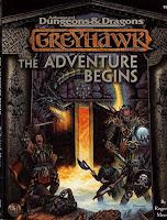 Greyhawk: The Adventures Begins