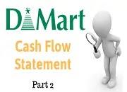 Cash Flow Statement Example Part 2