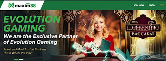 ECWON-  Online Casino in Malaysia, Online Gambling Malaysia