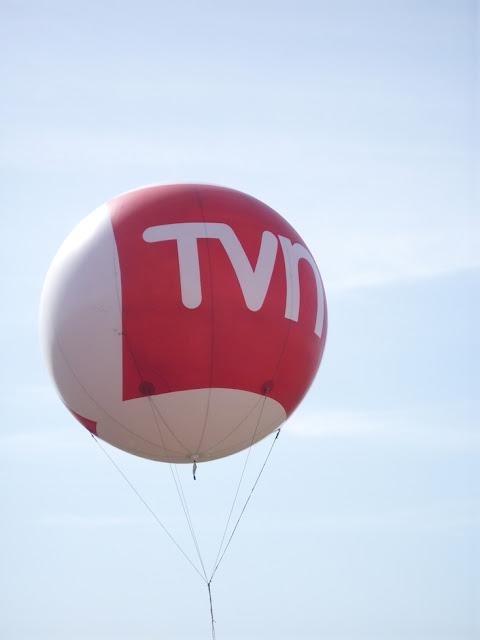 globos gigantes publicitarios