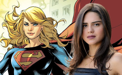 Sasha Calle Supergirl