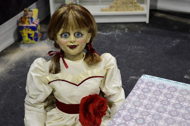 Annabelle tea party comic con