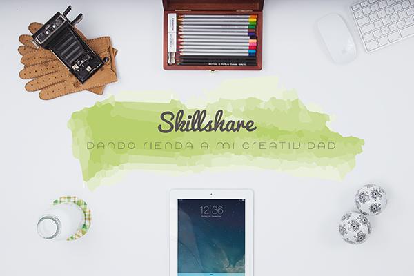 Mi experiencia con Skillshare, cómo me ayudó a retomar la costumbre de dibujar. Consigue 3 meses de suscripción por 0,99$