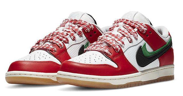 Nike SB X Frame Dunk Low Habibi