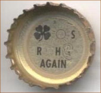 Beer Cap Rebus Puzzle