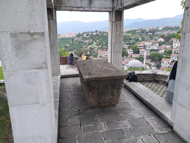 """Dr. Ali Yaver Ataman'ın """"Şeyhü'l etibba-Başhekim"""" (1868-1955) Mezarı - Safranbolu Hıdırlık Tepesi, Karabük"""