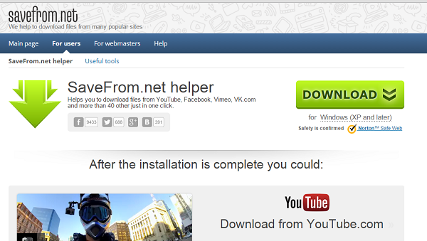 How to download Youtube video on One click ??? - __Best Links Ever__:-)